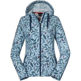 Schöffel Maidstone Fleece Hoody Women bit of blue
